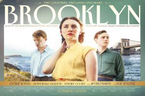 Irish girl torn between two lovers in transatlantic drama Brooklyn at Keighley cinema