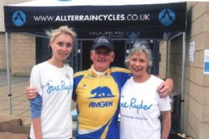 "Anniversary of death of ""Mr Tour de France"" sparks plea for Manorlands Hospice cycling group members"