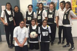 Netball success for University Academy Keighley under-14s team