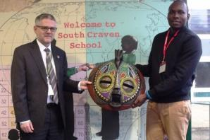 South Craven School strengthening its relationship with partner school in Ghana