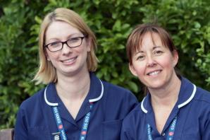 Inhaler advice from Airedale nurses