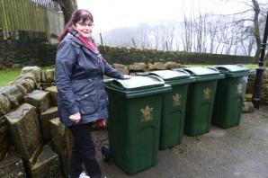 Crackdown on wrong bin use as collection rules change in Keighley